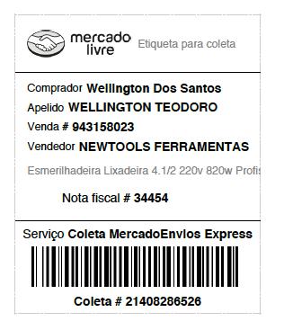 Coleta-MercadoEnvios-Express