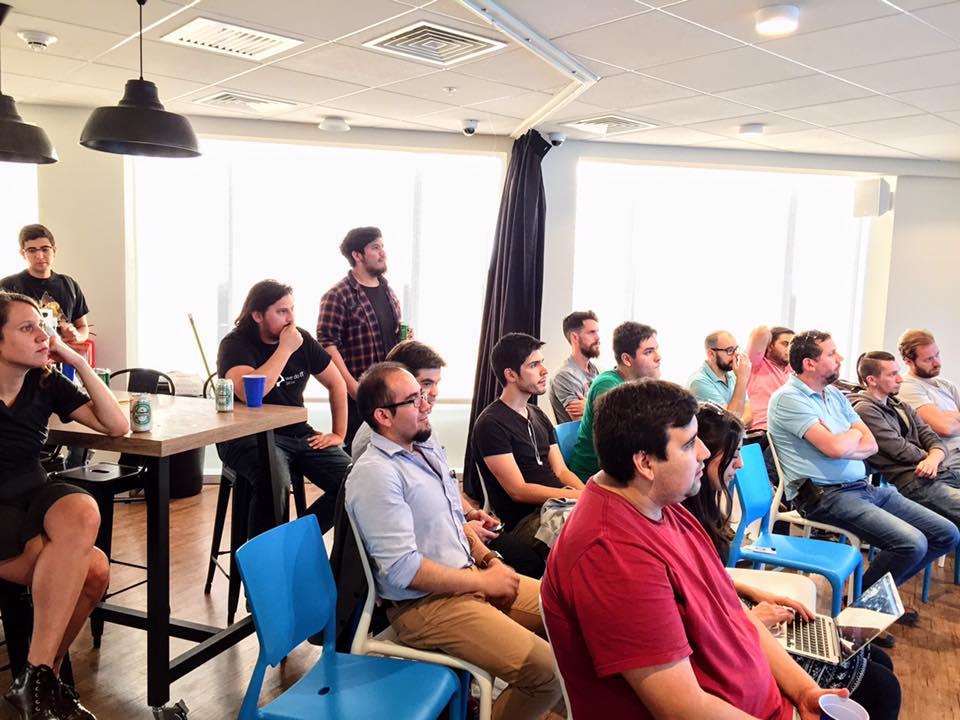Meetup Diciembre Chile